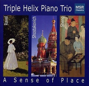 A Sense of Place (CD cover)
